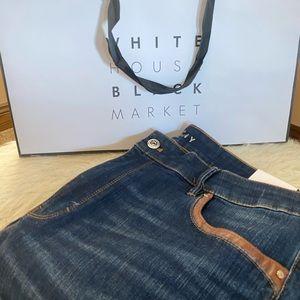White House Black Market Jeans!! NWT